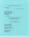 Bergeman v. Select Portfolio Servicing Appellant's Brief Dckt. 45338