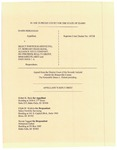 Bergeman v. Select Portfolio Servicing Appellant's Reply Brief Dckt. 45338