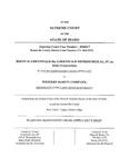 Greenwald v. Western Surety Company Respondent's Brief Dckt. 45404