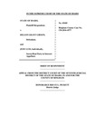 State v. Gibson Respondent's Brief Dckt. 45449