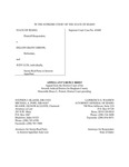 State v. Gibson Appellant's Reply Brief Dckt. 45449