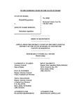 State v. Horton Respondent's Brief Dckt. 45482