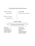 Lanham v. Fleenor Appellant's Brief Dckt. 45488