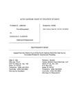 Lanham v. Fleenor Respondent's Brief Dckt. 45488