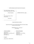 Re: Medical Indigency Application of C.H. Clerk's Record Dckt. 45614