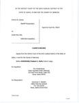 State v. Mullins Clerk's Record Dckt. 45632