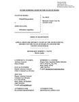 State v. Mullins Respondent's Brief Dckt. 45632