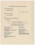 Idaho Power Company v. Tidwell Appellant's Reply Brief Dckt. 45644