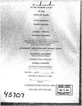 State v. Amstad Clerk's Record Dckt. 45707