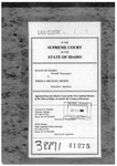 State v Moses Clerk's Record v. 1 Dckt. 38871
