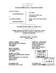 State v. Burnet Appellant's Brief 3 Dckt. 40840