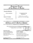 Zipprich v. State Appellant's Reply Brief Dckt. 41250