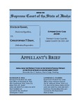 State v. Dean Appellant's Brief Dckt. 43201
