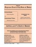 State v. Dean Appellant's Reply Brief Dckt. 43201