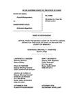 State v. Cruz Respondent's Brief Dckt. 43486