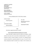 State v. Gomez Respondent's Brief Dckt. 43535