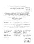 Watson v. Bank of America Respondent's Brief 2 Dckt. 43668