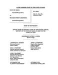 State v. Andersen Respondent's Brief Dckt. 43889