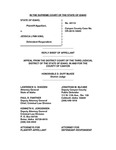 State v. King Appellant's Reply Brief Dckt. 44110