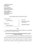 State v. Fry Appellant's Brief 2 Dckt. 44409