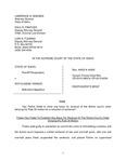 State v. Parker Respondent's Brief Dckt. 44825